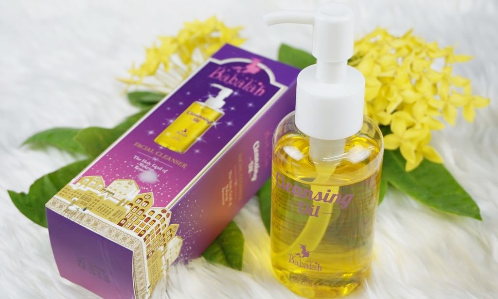 Babalah Cleansing Oil