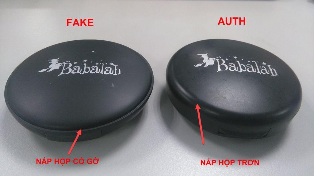 phấn Babalah giả